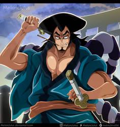 One Piece - Fanart - Kozuki Oden