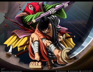 One Piece 1014 - Kanjuroooo!!