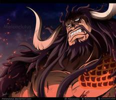 One Piece 1015 - Kaido