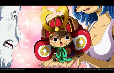 One Piece 1017 - Baby Chopper