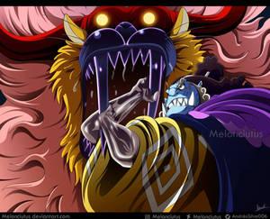 One Piece 1018 - Jinbe vs Who's Who
