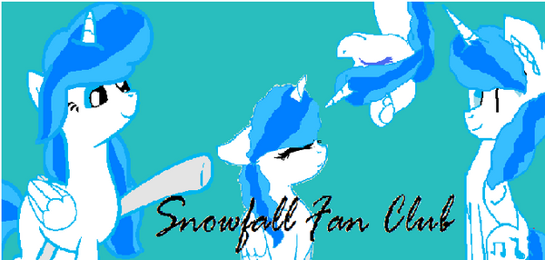 for snowfall by bellablossomyoutube