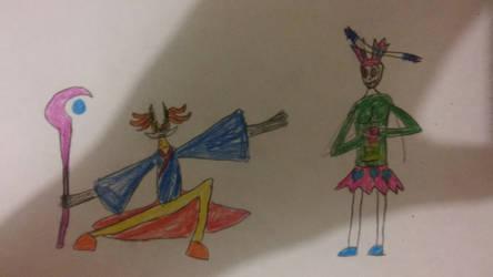 R: Nolaki X Annie by skymonkeycaleb1