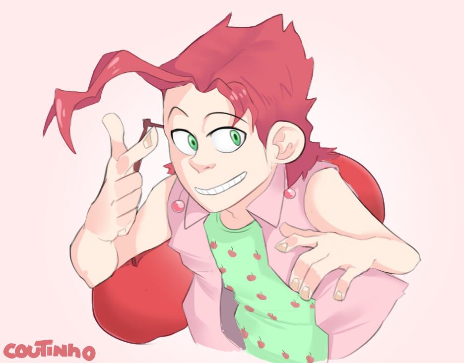 Cherry boy by Cooltinho