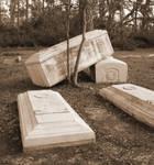 Post Katrina Tombs in Chaos