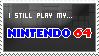 I Still Play Nintendo Stamp by MrsRandomness