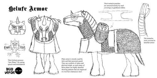 Helufr Armor character sheet
