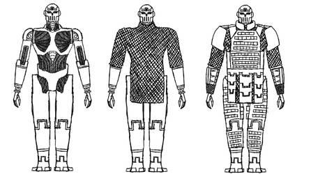 Musingar Armor Update