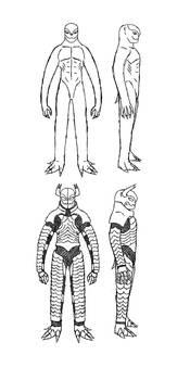 Zarpha body