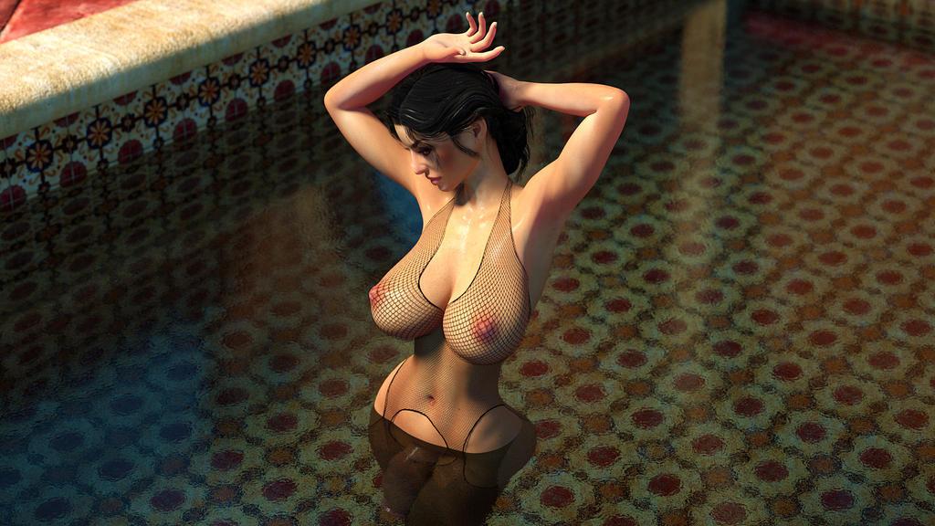 Pool by smerinka