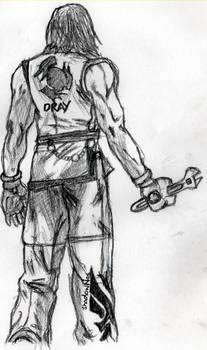 Hwoarang drawing
