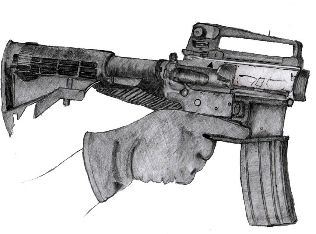 M4A1 U.F