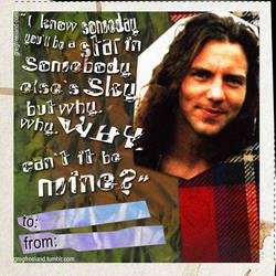 90s Grunge Alternative Valentine: PearlJam by IndecisiveDevice