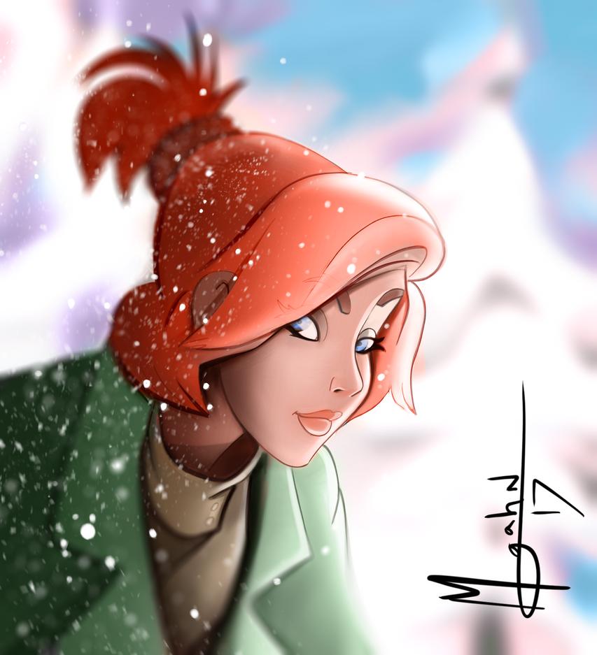 Anya by mgahn