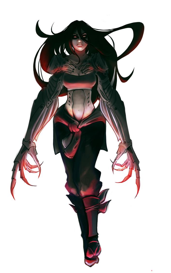 Shadowrun: Glory by mgahn