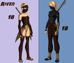 Riven: Young Vs Old