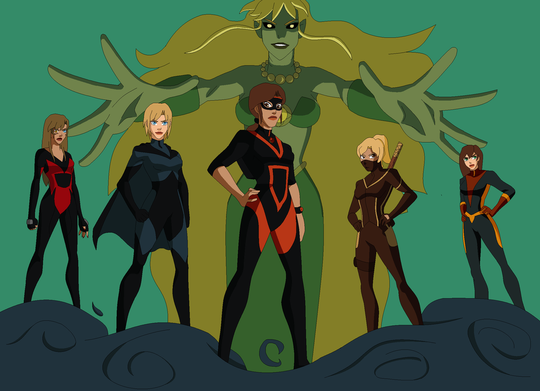 Siren's Rising: Team Tartarus by WickedCurlyFeather on ...  Siren's Ris...