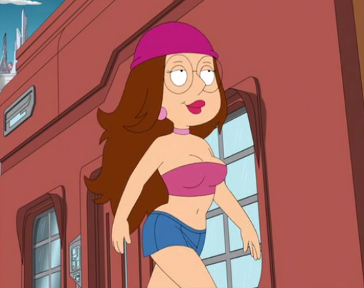 Lois And Megs Hot Boobs 107