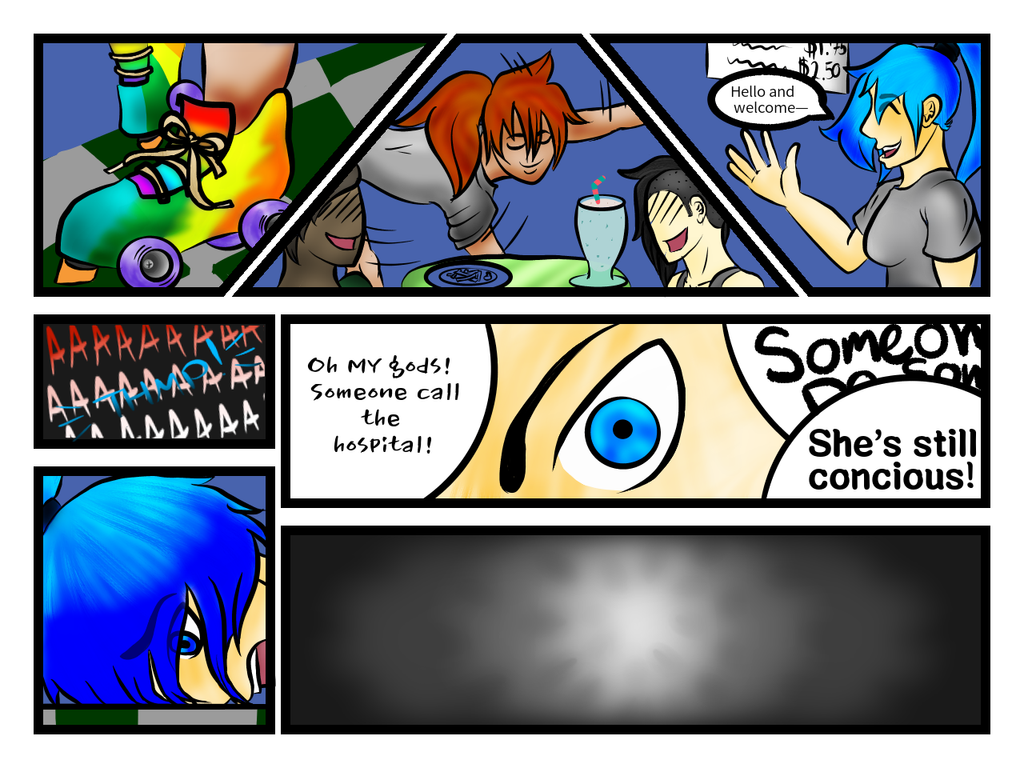 Fairest High Chapter 1 page 4 by megaprime1234