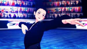[Yuri!!! on MMD] YURI ON ICE + pose DL by Rymoka