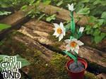 Origami Lily/Daffodil