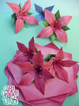 Painted lilies 001