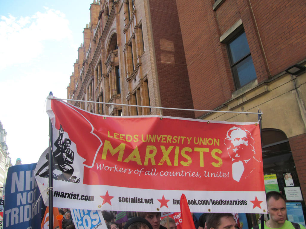 March in Manc 9 by Skargill