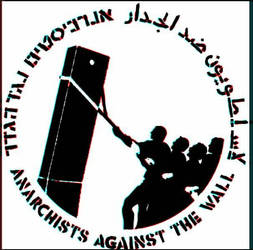 Anarchists Against the Wall 3D