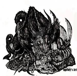 Death Metal Design