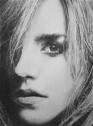 Emma Watson by sn00pa