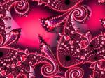 Spiral Stone of Fire 3D lighting 8k uhd fractal