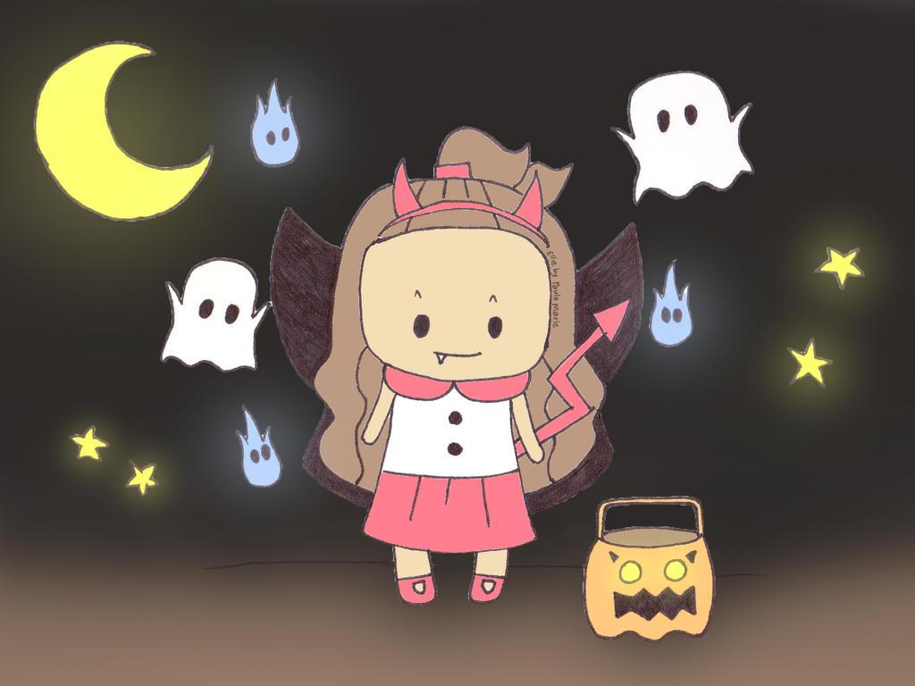 Ellie Halloween by PauPixArts