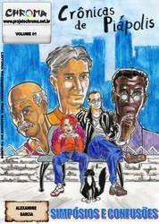 Cronicas de Piapolis: Volume 01 by ProjetoChroma