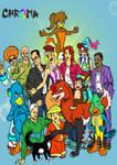 Universo Chroma 2012!! by ProjetoChroma