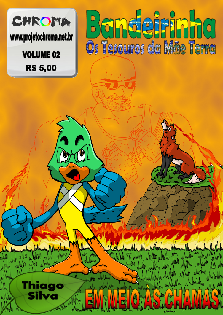 Bandeirinha: Volume 02 by ProjetoChroma
