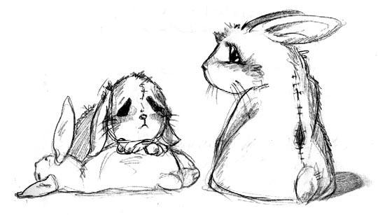 3 Bunnys by pandabot