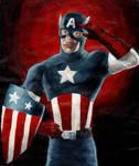 Captain America by Aphelion-Art