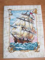 Voyage At Sea by Sonata88