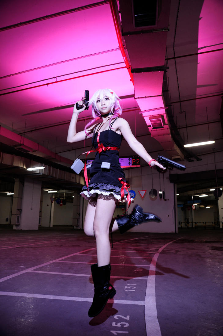 Guilty Crown - Inori by JJeris
