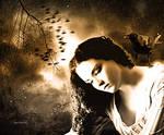 Mystic Night by axymaid