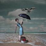 On The Beach by axymaid