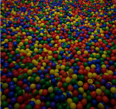 Ball Pit 2 by Silvermoonlight217