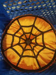 Spiderweb Pillow in Cart