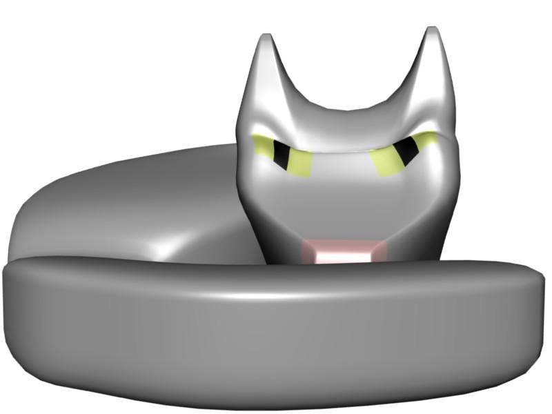WIP Cat by SiverCat