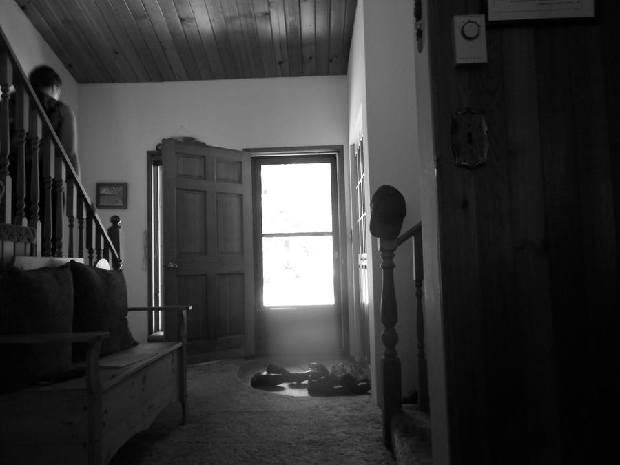 Through the Door by SiverCat