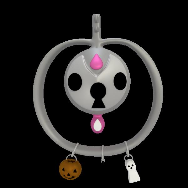 Halloween Klefki by SiverCat