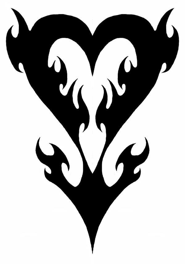 flaming heart tattoos. heart tattoos. Flaming Heart