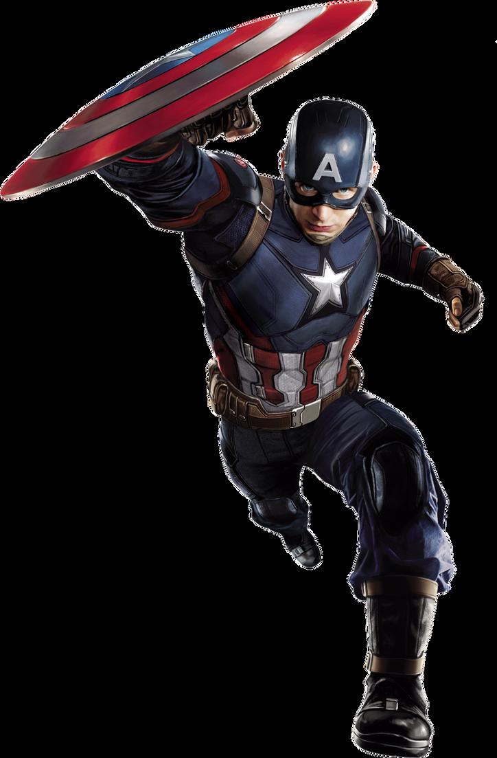 Captain America: Civil War - Cap 01 PNG by ImAngelPeabody ...