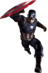 Captain America: Civil War - Cap 01 PNG
