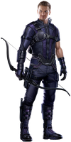 Captain America: Civil War - Hawkeye 02 PNG